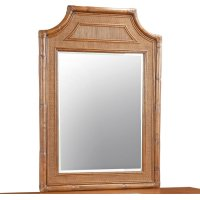 Summer Retreat Arched Mirror Product Image