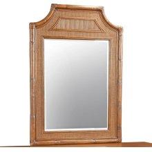 Summer Retreat Arched Mirror