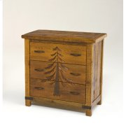 Sequoia 3 Drawer Dresser Product Image