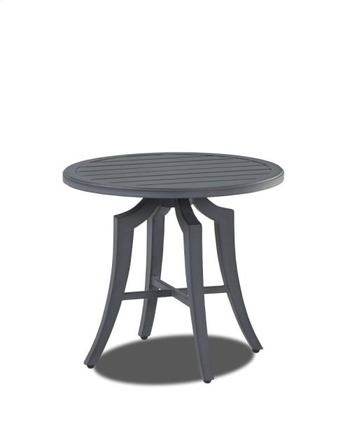 Mirage Round Accent Table