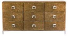 Soho Luxe Dresser in Soho Luxe Dark Caramel (368)