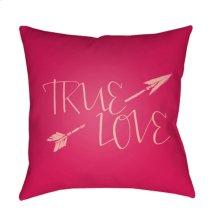 "True Love HEART-022 18"" x 18"""