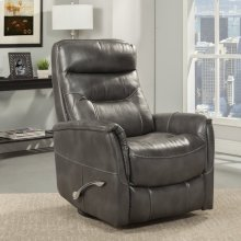 Gemini Flint Manual Swivel Glider Recliner