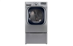 7.4 CU.FT. Ultra Large Capacity Electric Steamdryer With Nfc Tag On
