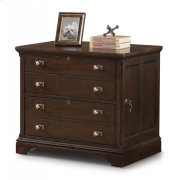 Walnut Creek Lateral File Cabinet Product Image