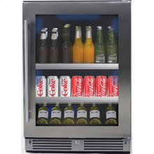 "24"" Right Hand Hinge Beverage Centers"