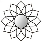Flower Power Mirror - Coffee Bronze Product Image
