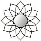Flower Power Mirror - Coffee Bronze Product Image