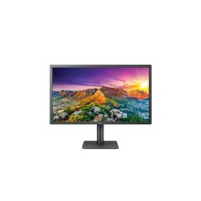 LG 24 inch UltraFine 4K UHD IPS Monitor with macOS Compatibility
