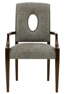 Miramont Arm Chair in Dark Sable (360)