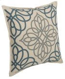Luxe Pillows Embroidered Stencil Product Image
