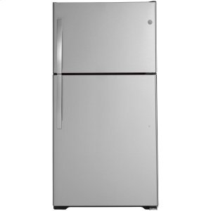 GE®ENERGY STAR® 21.9 Cu. Ft. Top-Freezer Refrigerator
