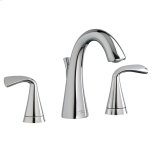 American StandardFluent Two-Handle Widespread Bathroom Faucet - Polished Chrome