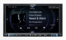 7-Inch Mech-Less Audio/Video Receiver