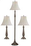 Banister - 3-Pack - 2 Table Lamps, 1 Floor Lamp