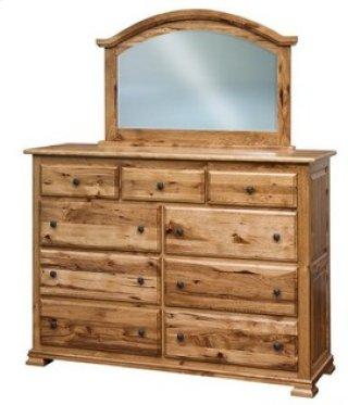 "Havenridge 9 Drawer 66"" Dresser"
