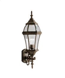 "Townhouse 26.75"" 1 Light Wall Light Tannery Bronze"