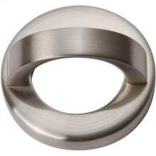 Tableau Round Base and Top 1 7/16 Inch - Brushed Nickel
