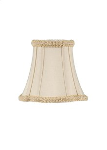 Scalloped Chandelier Shade