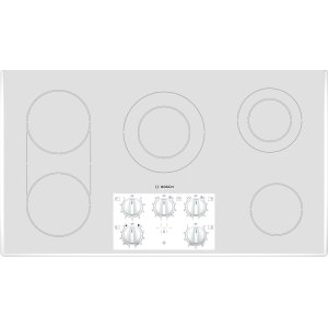 BOSCHNEM9522UC Electric Cooktop 500 Series