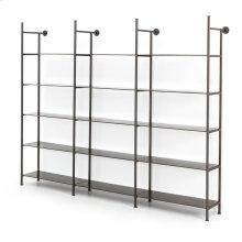 Triple Size Enloe Modular Bookshelf System