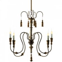 Graceful Elegance Chandelier