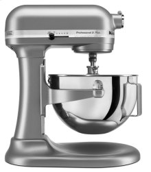 Professional 5 Plus Series 5 Quart Bowl-Lift Stand Mixer - Silver