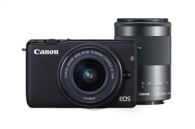 Canon EOS M10 EF-M 15-45mm f/3.5-6.3 IS STM & EF-M 55-200mm f/4.5-6.3 IS STM Lens Kit EOS M Series Digital Cameras