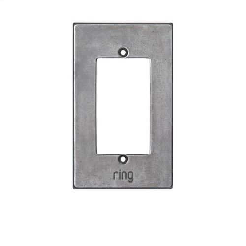 Ring Elite Faceplate - Silicon Bronze Light