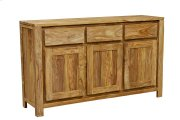 Urban Sideboard With 3 Doors and Drawers, HC1407S02 Product Image