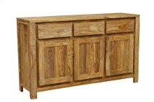 Urban Sideboard With 3 Doors and Drawers, HC1407S02