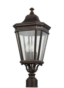 3 - Light Post/pier Lantern