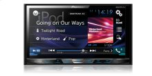 "DVD Receiver with 7"" Motorized Display, Bluetooth®, Siri® Eyes Free, SiriusXM-Ready™, HD Radio™, Spotify®, AppRadio One™, and Dual Camera Inputs"