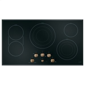 "Cafe36"" Knob Control Electric Cooktop"