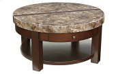 Round Lift Top Cocktail Table