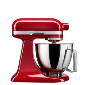 Artisan® Mini 3.5 Quart Tilt-Head Stand Mixer - Empire Red