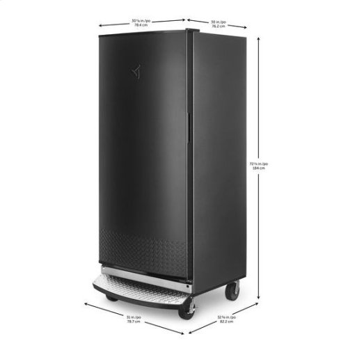 Floor Model 17.8 Cu. Ft. All Refrigerator