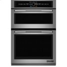 """Pro-Style® 30"""" Microwave/Wall Oven with V2 Vertical Dual-Fan Convection System Product Image"""