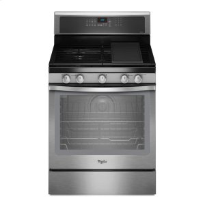 Whirlpool5.8 Cu. Ft. Capacity Gas Range With True Convection Cooking System