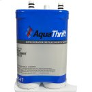 Refrigerator Replacement Filter fits in place of Frigidaire WF2CB, Electrolux 241527301 comparable models Product Image