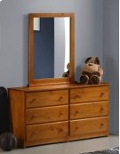 Tucson Double Dresser With Mirror Product Image