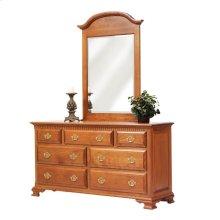 """Victoria's Tradition 65"""" Dresser"""