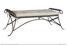 Medium Iron Bench