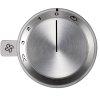 Vario Control Knob Ventilation 400 Series Aa 490 711 Stainless Steel