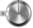 Vario control knob for use with VL 414 downdraft AA 490 711 Stainless Steel Product Image