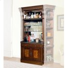 Corsica 2 piece Bar Base and Hutch Product Image