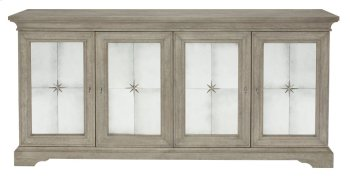 Marquesa Buffet in Marquesa Gray Cashmere (359) Product Image