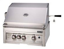 3-Burner 28-Inch Infrared Natural Gas