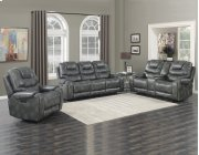 """Park Avenue Pwr-Pwr-Pwr Console Loveseat, Grey,79""""x40""""x43"""" Product Image"""