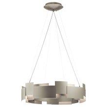 Moderne Collection Moderne 2 Light LED Chandelier/Pendant SN